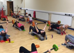 Body Tone Classes Now On!