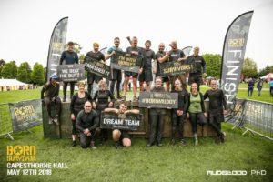 Born Survivor Team 2018 Finish